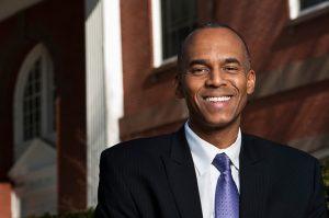 David Harris, Tufts University Provost and Senior Vice President