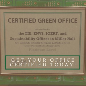 Get Your Office Certified