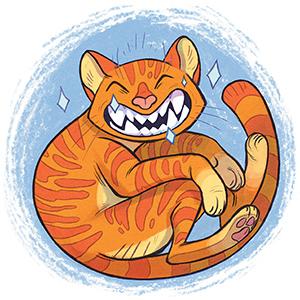 Cat's Smile