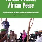 Cover of African Peace Missions Report
