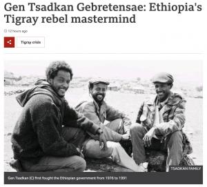 Gen Tsadkan Gebretensae blk & white photo