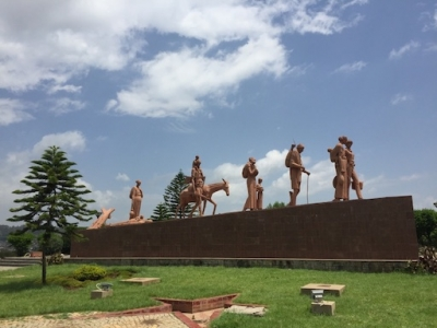 Staute, Tigray Martyrs Memorial Museum and Monument